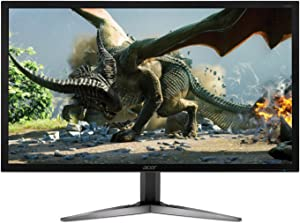 "Acer Gaming Monitor 28"" KG281K bmiipx 3840 x 2160 AMD FREESYNC Technology (HDMI & Display Ports)"
