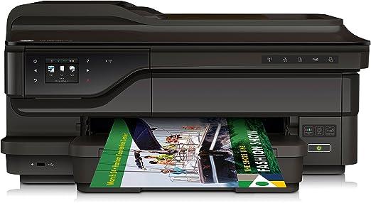 207 opinioni per HP Officejet 7612 Stampante e-All-In-One, per Grandi Formati, Nero