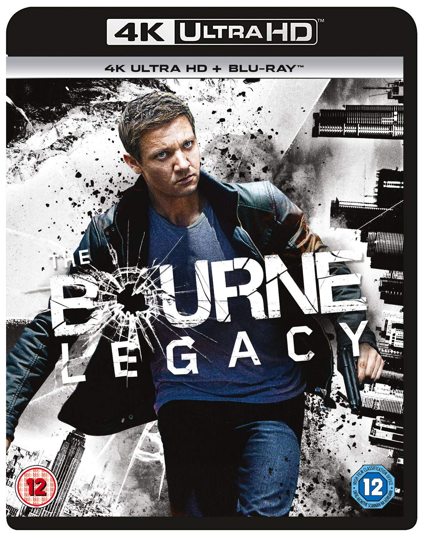 Amazon Com The Bourne Legacy 4k Uhd Blu Ray Blu Ray 2012 Movies Tv