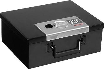 Honeywell - Caja de caudales (7 l, ignífuga): Amazon.es: Bricolaje ...