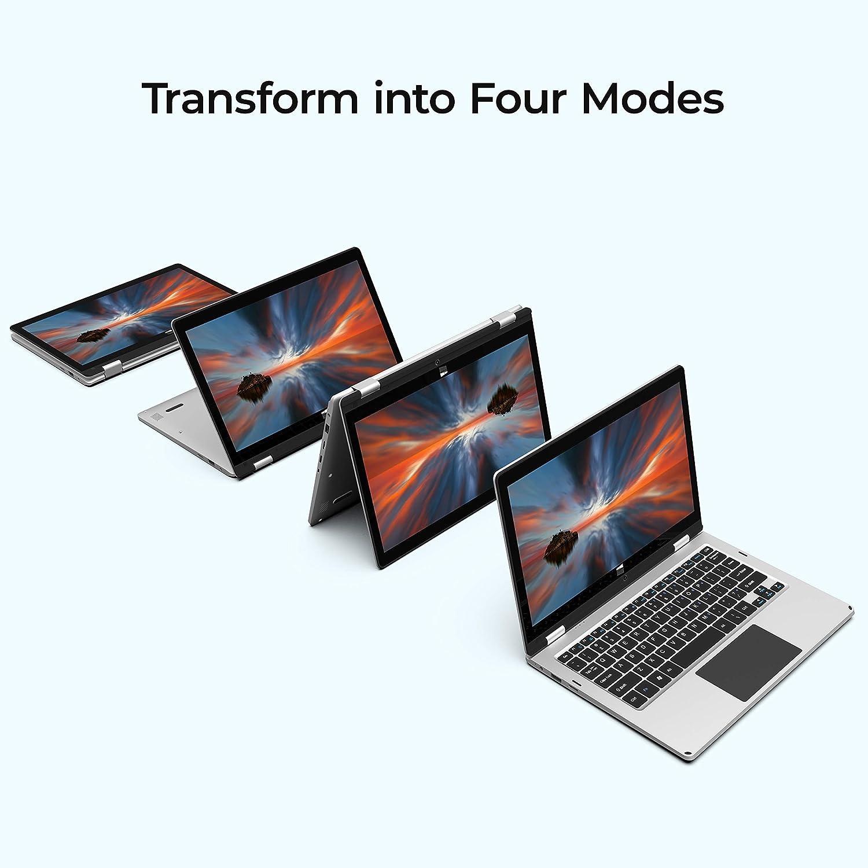 XIDU la nueva marca low cost de portátiles con pantalla táctil 3 XIDU philbook