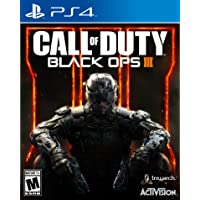 Call of Duty Black Ops III PlayStation 4 by Activision (PS4)
