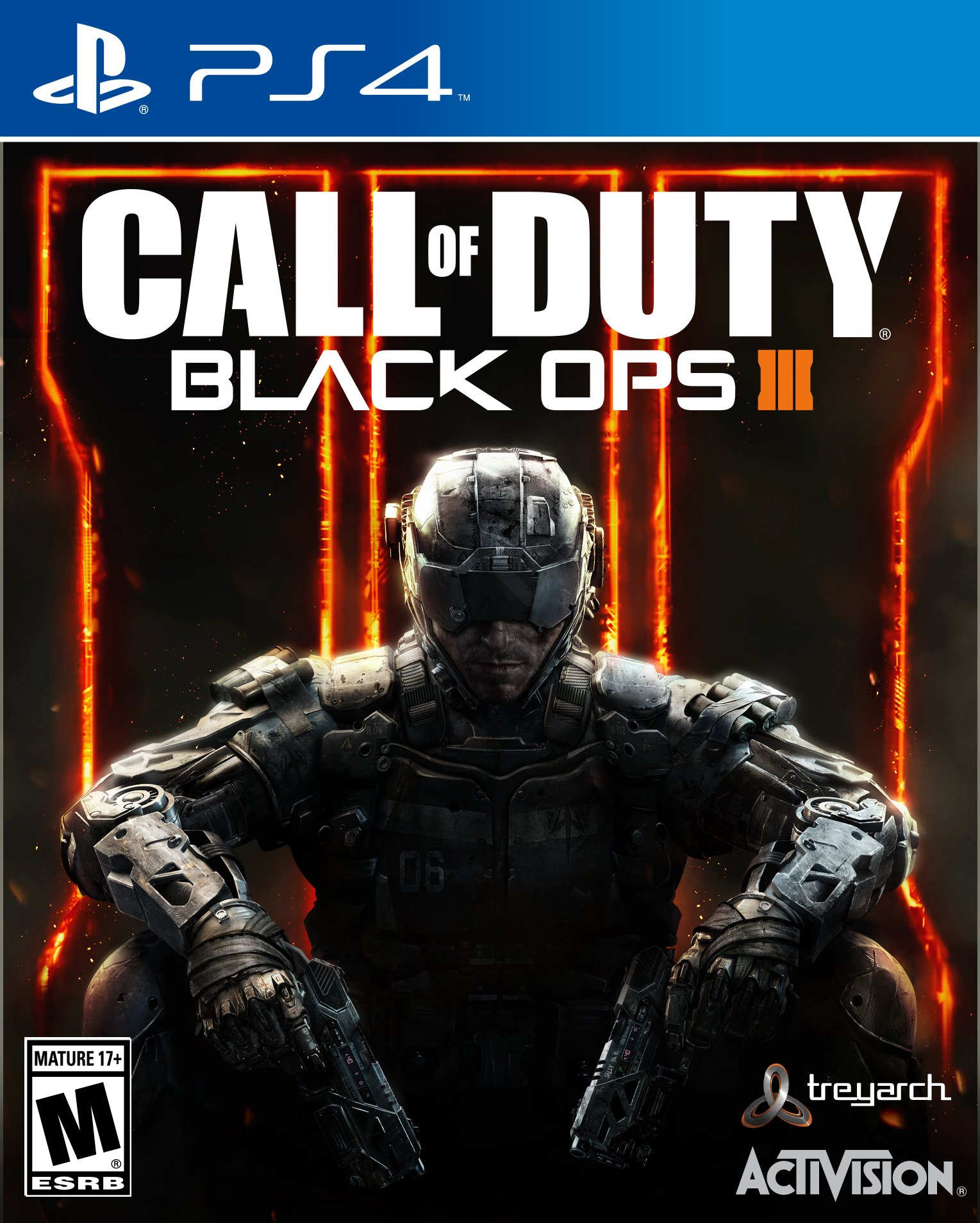 Call of Duty: Black Ops III – Standard Edition – PlayStation 4