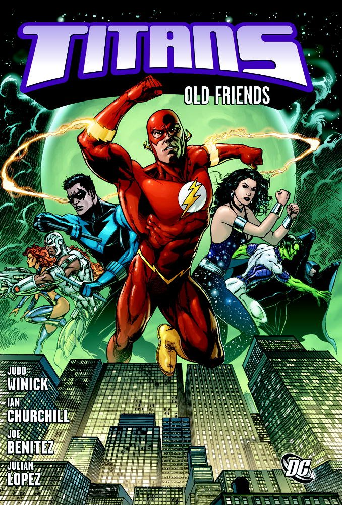 Download Titans: Old Friends pdf