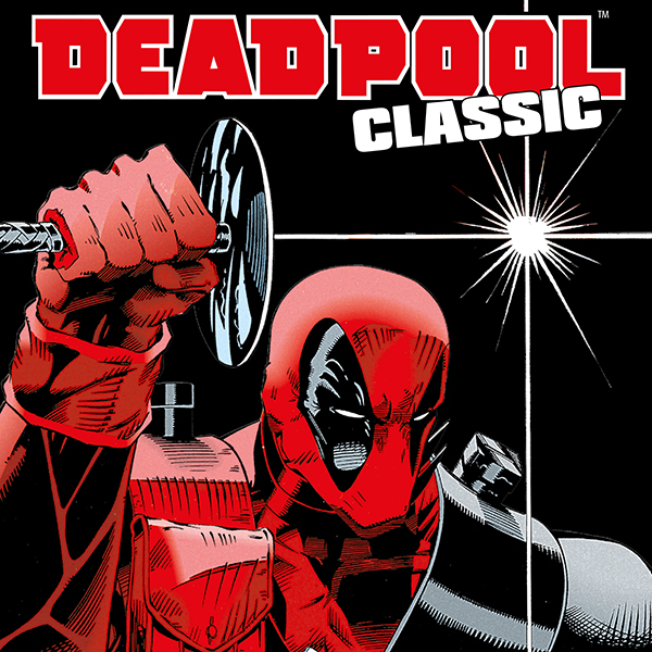 Deadpool Classic (Collections) (Sotomayor Joe)