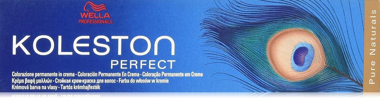 WELLA 81454041 KP Pure Naturals Coloración Permanente - 60 ml