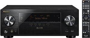 Pioneer Elite VSX-90 7.2 Channel A/V Receiver (Black)