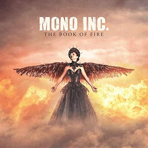 Mono Inc. - The Book of Fire (Limited Edition)