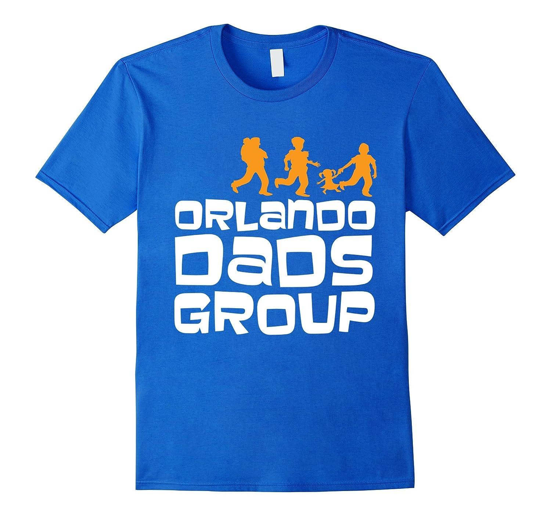 Orlando Dads Group T-Shirt-Art