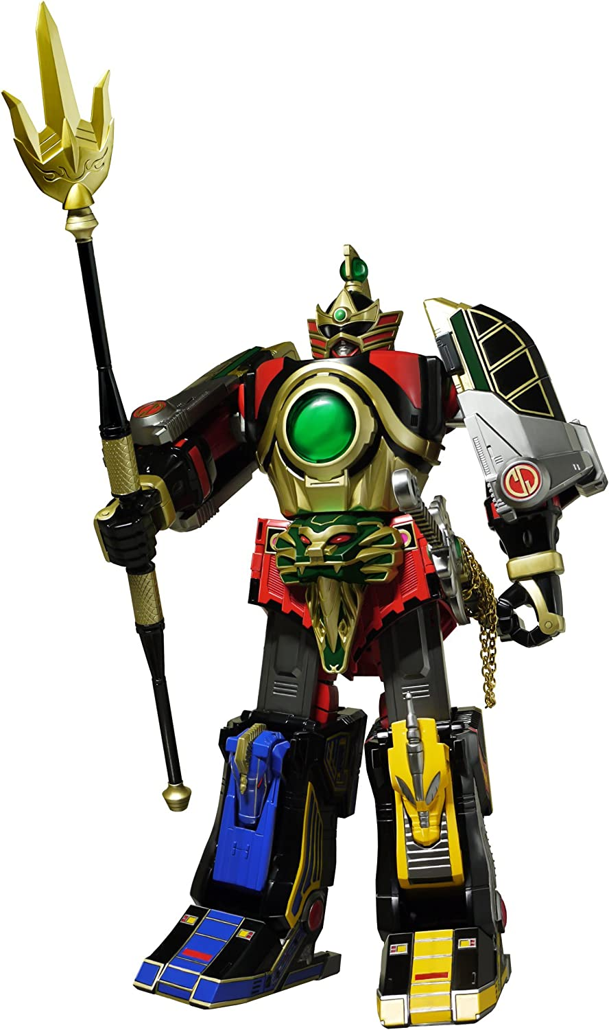 Power Rangers Legacy Thunder Megazord Action Figure