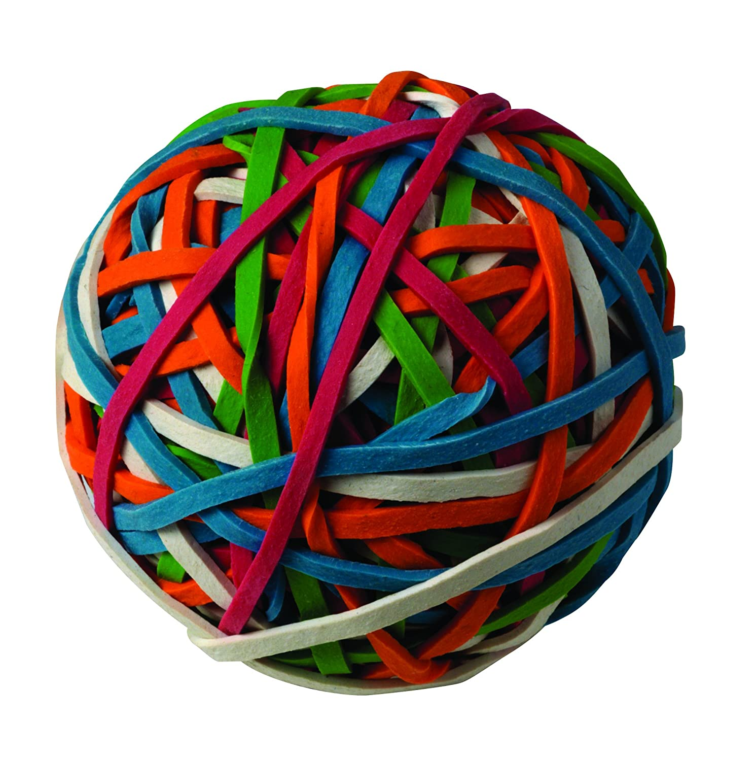 staples rubber band ball 1 ball office products