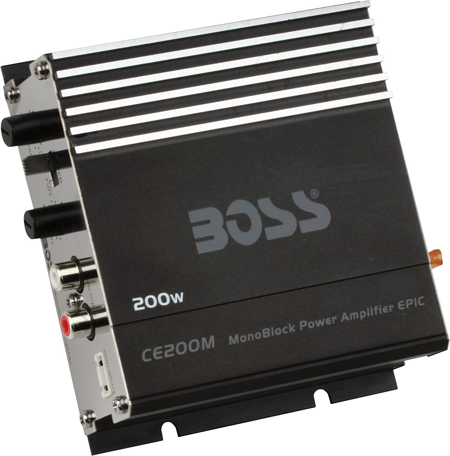 100 Watts Full Range Class A//B IC BOSS Audio Systems CE102 2 Channel Car Amplifier Integrated Circuit