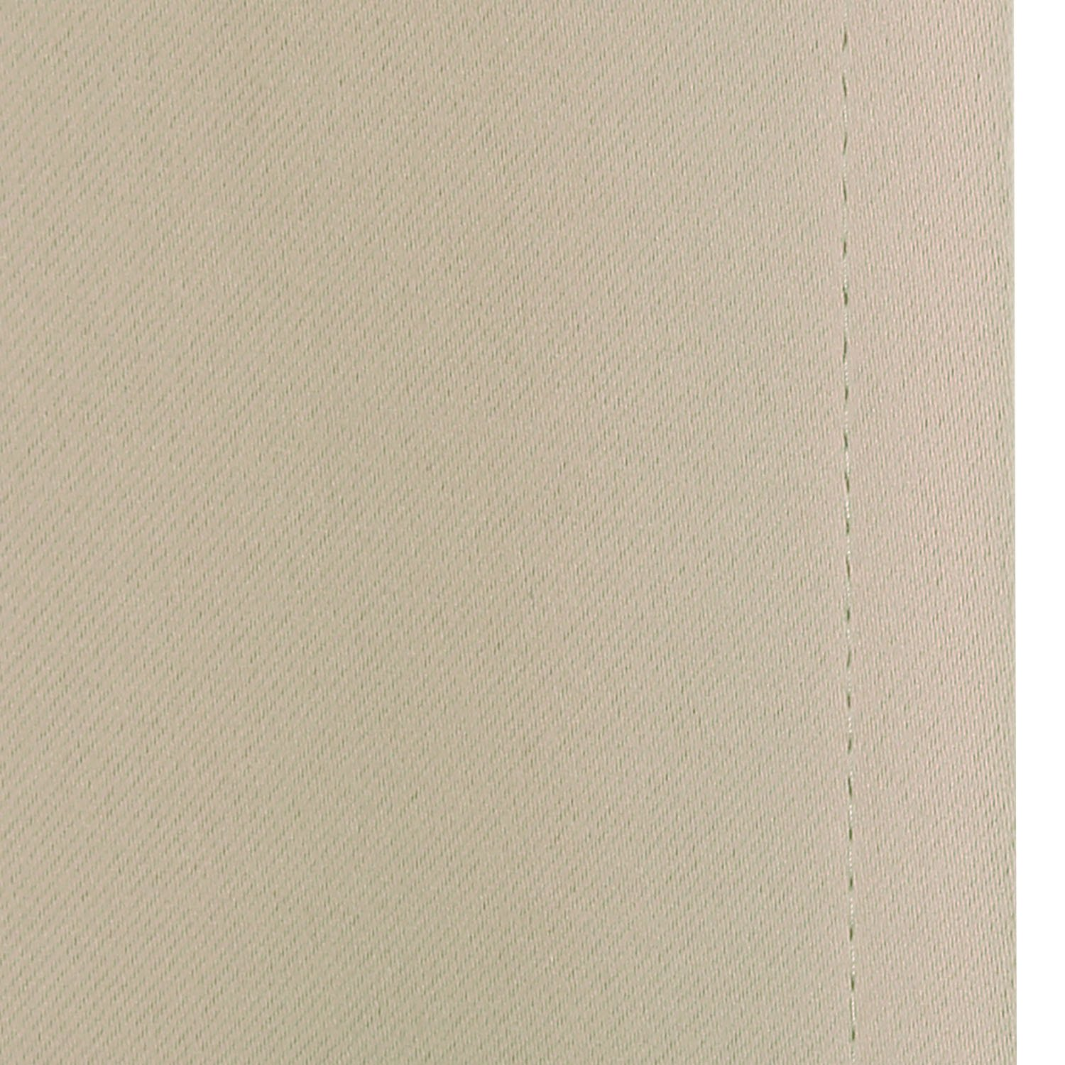 Deconovo Room Darkening Thermal Insulated Blackout Grommet Window Curtain Panel for Living Room, Beige,42x63-Inch,1 Panel by Deconovo (Image #6)