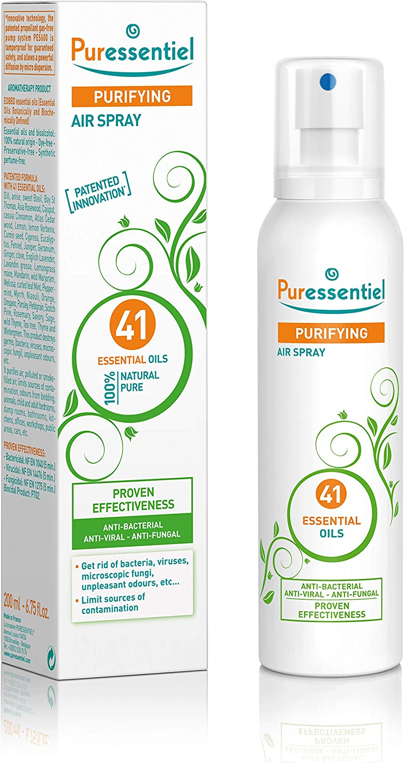 Puressentiel Spray Purificante - 200 ml: Amazon.es: Salud y ...