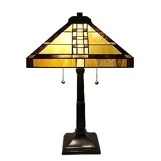 Fine Art Lighting M1475 Mission Style Table Lamp
