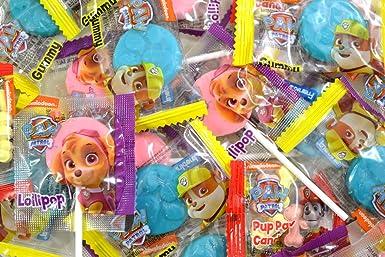 Paw Patrol caramelo de relleno de piñata con temática ...