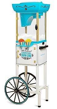 Nostalgia Inch Tall Snow Cone Machine