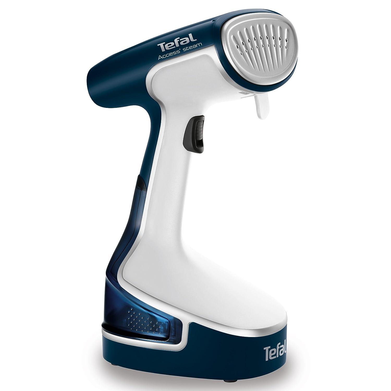 Tefal Access Steam DR8085 - limpiadores de vapor para ropa (Azul, Metálico, Color blanco): Amazon.es: Hogar