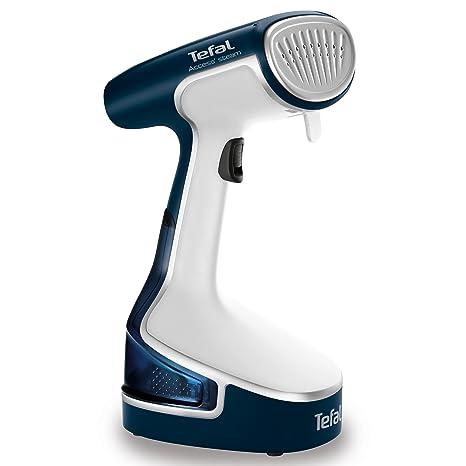 Tefal Access Steam DR8085 - limpiadores de vapor para ropa (Azul, Metálico, Color