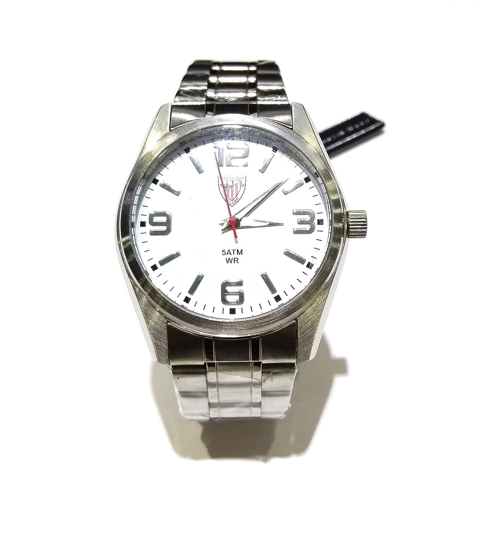 Reloj Athletic Bilbao Hombre: Amazon.es: Relojes