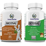 Duo Pack – Of Nicosal High Strength Antioxidant Immune Booster Tablets For Smokers And Ex Smokers.