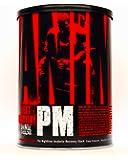 Animal PM - Nighttime Anabolic Recovery Stack - Complete sleep stack - ZMA + GABA + EAA + Valerian Root - 30 night…
