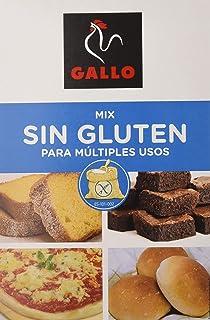PROCELI basic mix preparado panificable SIN GLUTEN paquete 1 ...