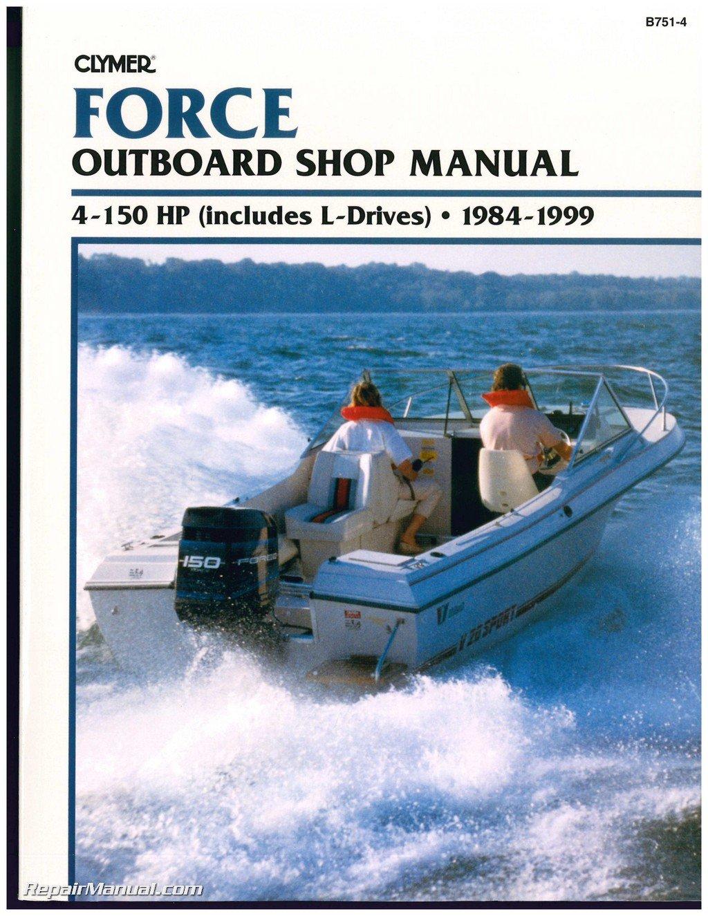 Download SL1100 Seloc 1984-1999 Force Outboard Boat Engine Repair Manual ebook
