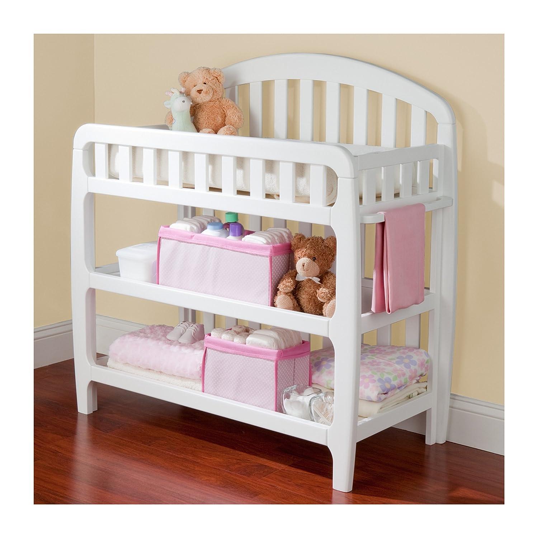 Discontinued by Manufacturer SS2063-250 Delta Children 2 Count Nursery Organizer Bin Set Beige