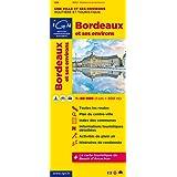 88400 Bordeaux et Ses Environs 1/80.000