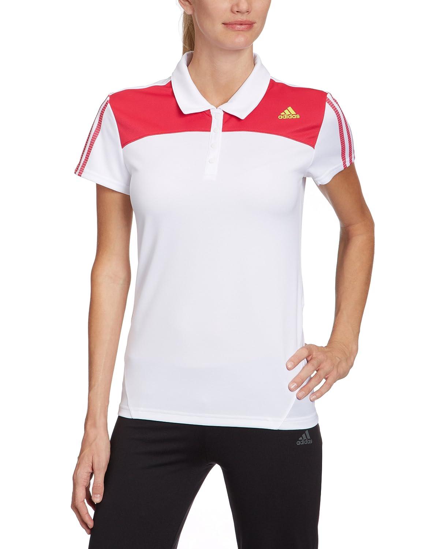 adidas - Camiseta de pádel para Mujer, tamaño XS, Color Blanco ...