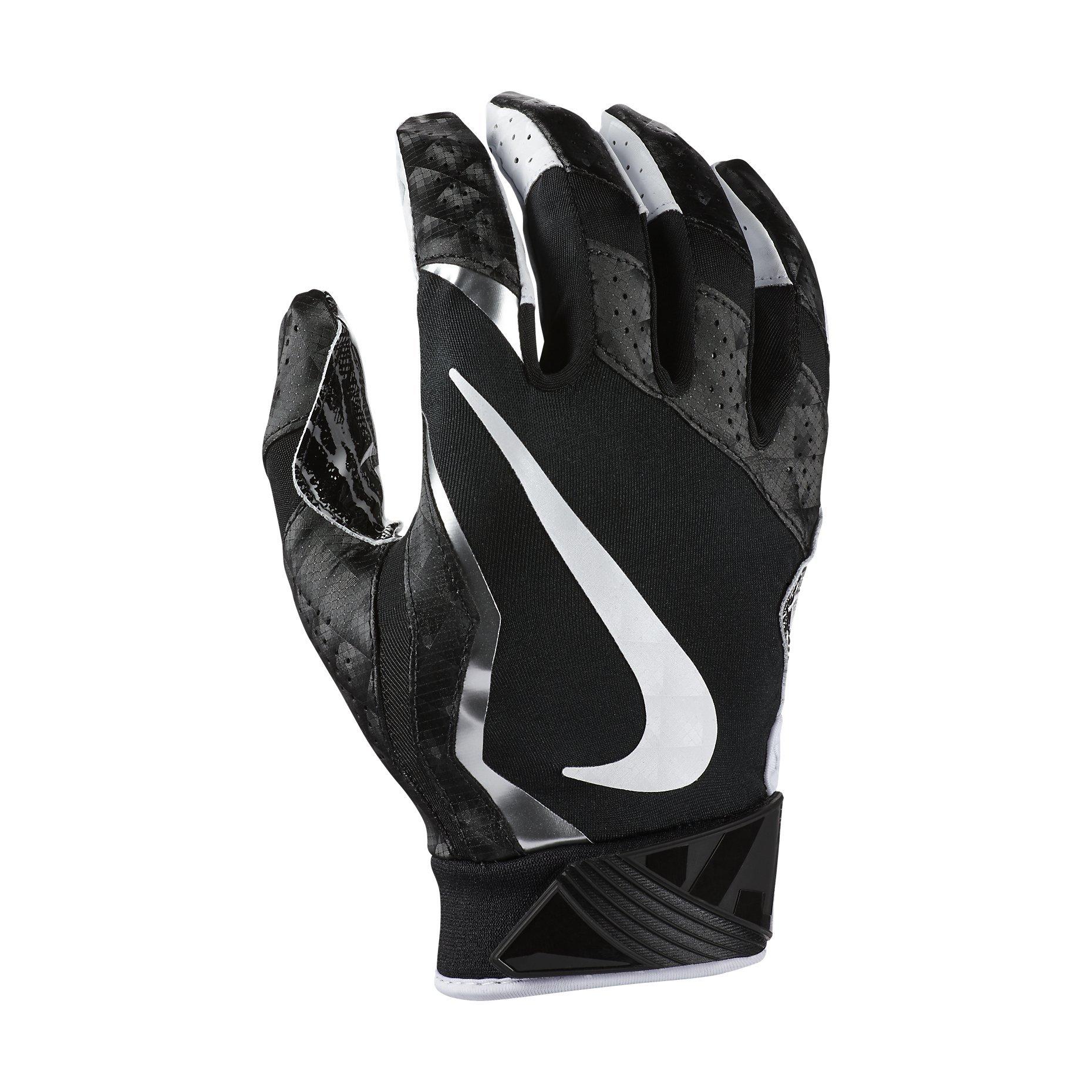 Nike Vapor Jet 4.0 Football Gloves Size Small