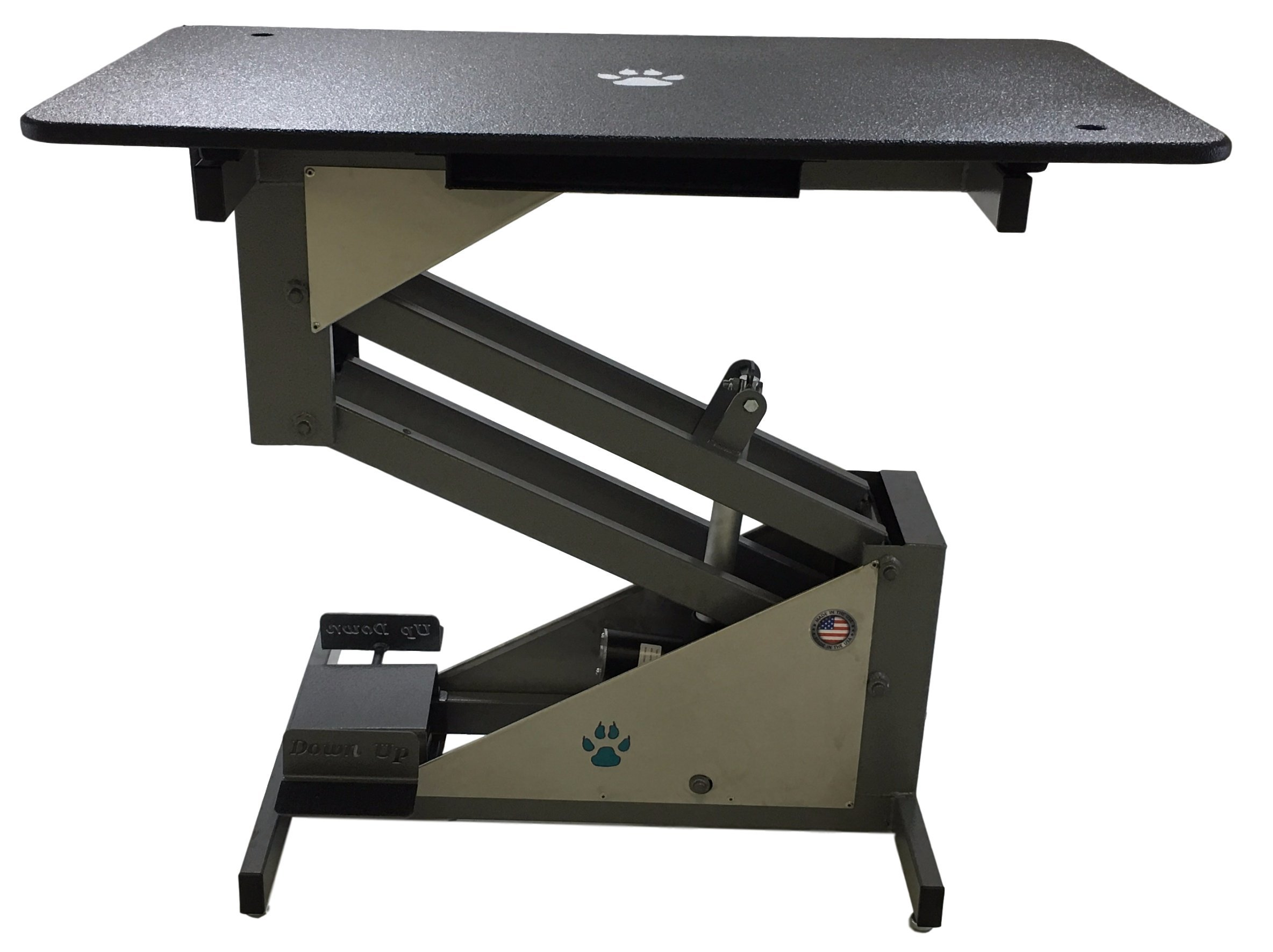 Groomer's Best Electric Grooming Table for Pets, 24 by 42-Inch