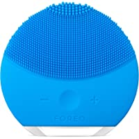 FOREO Luna Mini 2 Facial Cleansing Brush, Aquamarine, 204g