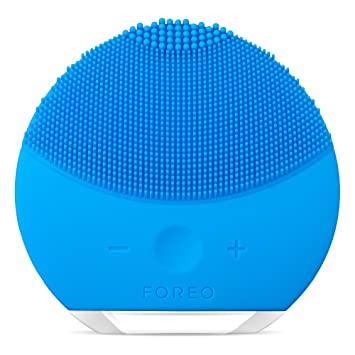 f060b38ab FOREO LUNA mini 2 Facial Cleansing Brush and Anti-aging Skin Care device  made with