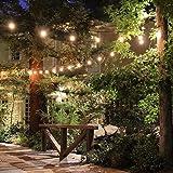 LED Outdoor String Lights, AKAPH Heavy Duty