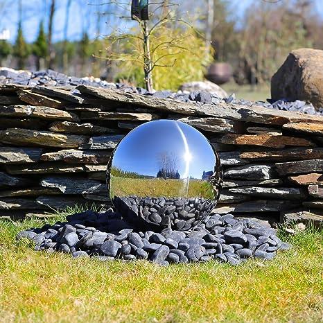 Sfera Decorativa Da Giardino In Acciaio Inox Per Costruire Una