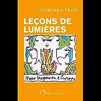Leçons de Lumières (EDITIONS DE L'O)
