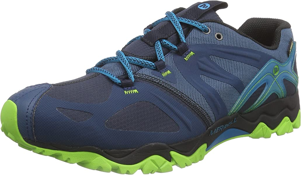 Merrell Mens Grassbow Sport Gore-tex Low Rise Hiking Shoes