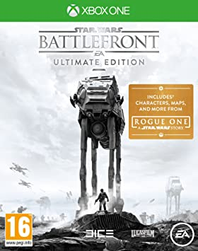 Electronic Arts Star Wars Battlefront Ultimate Edition, Xbox One ...
