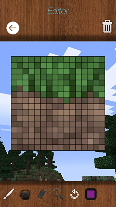 Texture Pack Creator for Minecraft PE