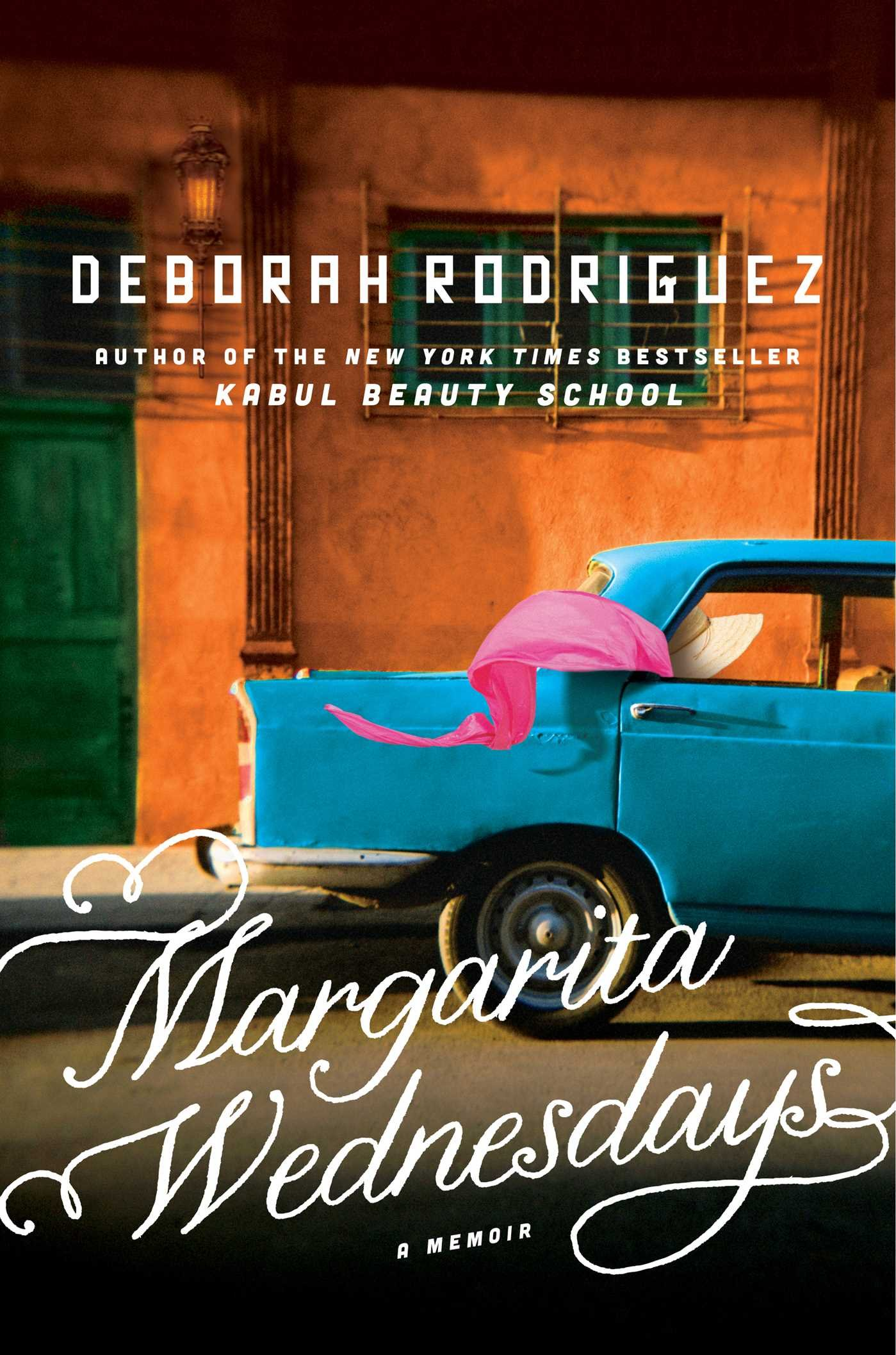 Margarita Wednesdays: Making a New Life by the Mexican Sea: Deborah  Rodriguez: 9781476710662: Amazon.com: Books