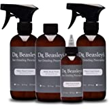 Dr. Beasley's Matte Paint Prescription Detailing Kit with Accessories Included, Designed for Matte Cars and Motorcycles, 100% VOC Free, 2 Years of Protection