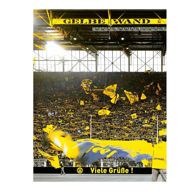 Nordrhein Westfalen 3d Postkarte Karte Borussia Dortmund Bvb Neu Sammeln Seltenes Inkmax Jp