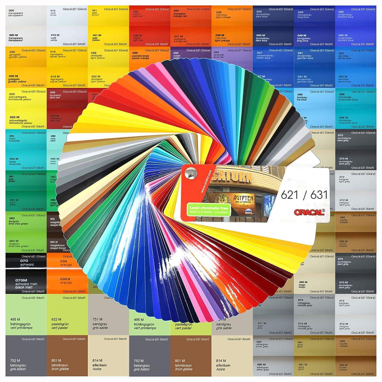 7,20€/m²) Plotter Film Gloss 621 Hoja de Muebles de Cocina Lámina Adhesiva para Artesanías Diy 63cm Ancho: Amazon.es: Juguetes y juegos