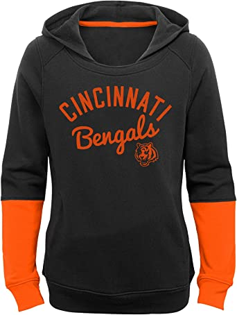 NFL Girls 716 Glory Days TriBlend Pullover Hoodie