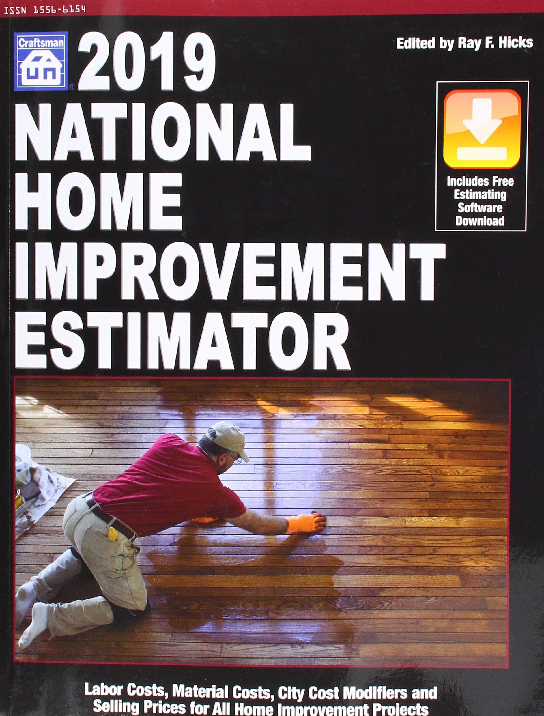 National Home Improvement Estimator 2019