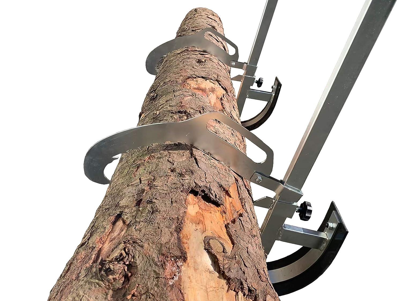 Forest Master - Elevador de troncos de alta resistencia para caballos