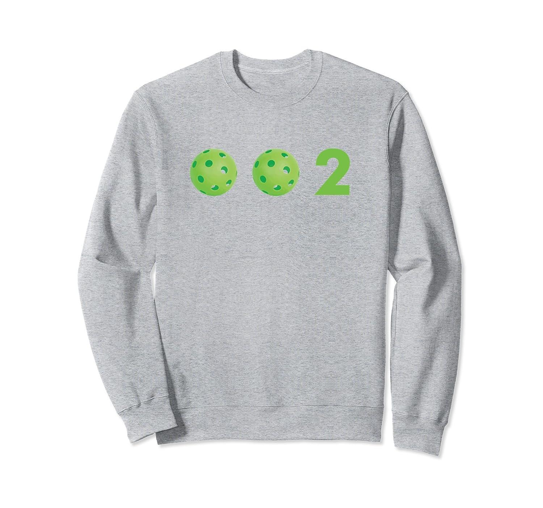 28827430b Zero Zero Two Green Funny and Cute Pickleball sweatshirt-alottee gift