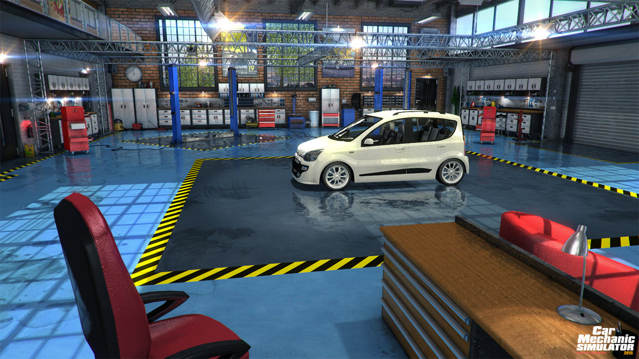 Amazon.com: Car Mechanic Simulator 2015 [Online Game Code]: Video ...
